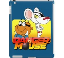 MOUSE IS DANGER iPad Case/Skin