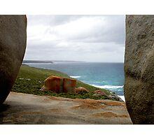Between Giants  Photographic Print