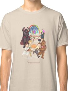 Curse those thieving, silent Jedi Knights (and on Christmas too!) Classic T-Shirt