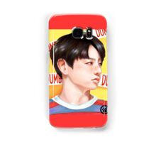 Jungkook Dumb Dumb Inspired Portrait Samsung Galaxy Case/Skin