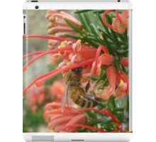 Nectar collector iPad Case/Skin