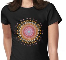 Karmic Wheel (2012) Womens Fitted T-Shirt