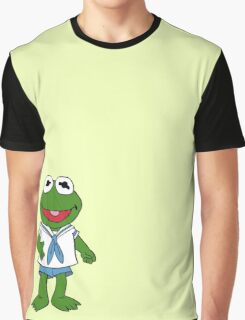 Muppet Babies - Kermit Graphic T-Shirt