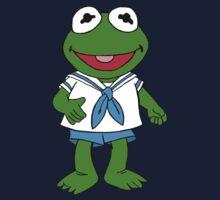Muppet Babies - Kermit One Piece - Short Sleeve