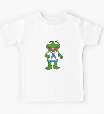 Muppet Babies - Kermit Kids Tee