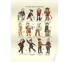 The Twelve Doctors of Christmas Poster