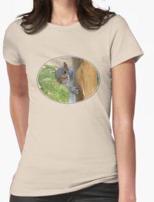 Peek-a-Boo! (Self Portrait in the Eye) T-Shirt