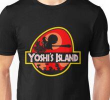 Jurassic Park - Yoshi's Island Unisex T-Shirt