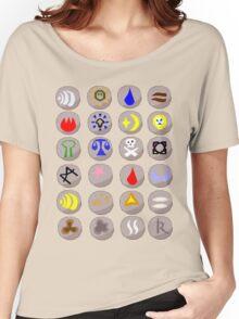 Runes --- Runescape Women's Relaxed Fit T-Shirt