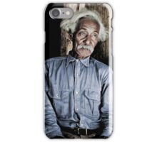 Former Slave Bob Lemmons iPhone Case/Skin