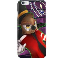 Magical Owl - HOOdini iPhone Case/Skin