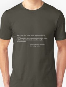 Pulp Fiction: Definition T-Shirt