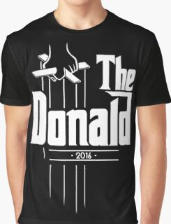 The Donald | Trump Shirt | Funny Political Design Graphic T-Shirt