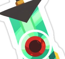 The Transistor Sticker