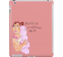 Anastasia - abc ' 15  iPad Case/Skin