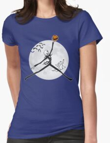 JACK AIR DUNK Womens Fitted T-Shirt