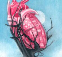 Heart's Apart Sticker