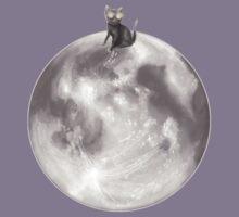 Lost in a Space / Moonelsh Kids Tee