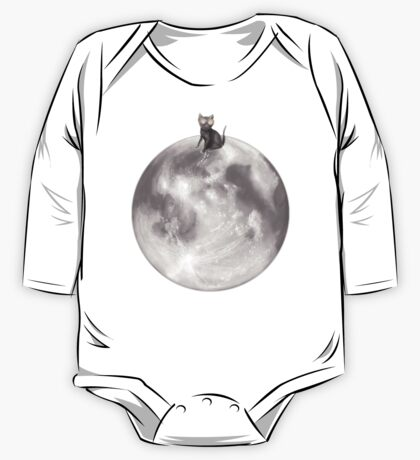 Lost in a Space / Moonelsh One Piece - Long Sleeve