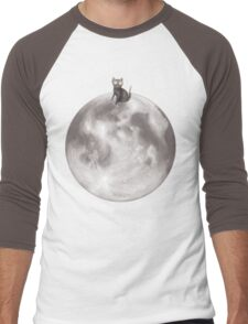 Lost in a Space / Moonelsh Men's Baseball ¾ T-Shirt