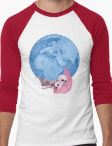 Lost in a Space / Homeckly Men's Baseball ¾ T-Shirt
