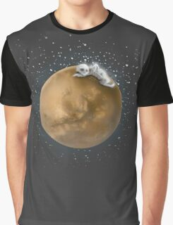 Lost in a Space / Marsporror Graphic T-Shirt