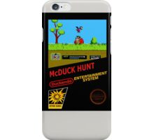 McDuck HUNT iPhone Case/Skin