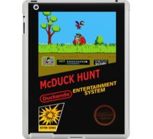 McDuck HUNT iPad Case/Skin