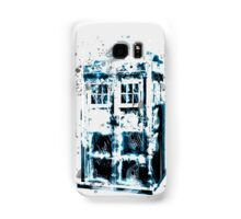 Time & Space Samsung Galaxy Case/Skin