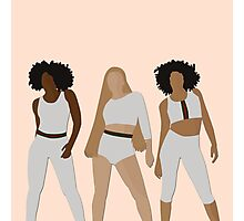 Ladies, Get In FORMATION Photographic Print