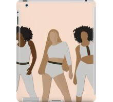 Ladies, Get In FORMATION iPad Case/Skin