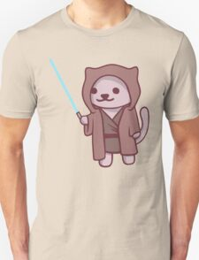 Neko atsume - Jedi cat Unisex T-Shirt