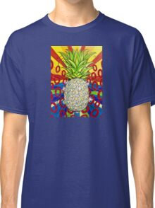 Disco Pineapple  Classic T-Shirt
