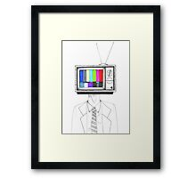 Brainwashed  Framed Print