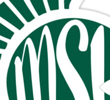 Michigan State Spartans Sticker