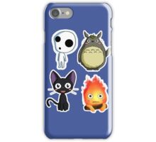 fushion ghibli iPhone Case/Skin