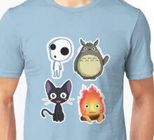fushion ghibli Unisex T-Shirt