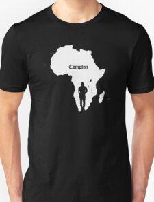 COMPTON/AFRICA Unisex T-Shirt