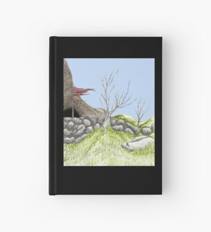 colorized Landscape Hardcover Journal