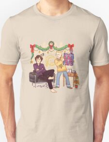 The Mystery of the Advent Chocolates Unisex T-Shirt