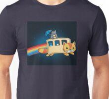 totoro 8bit Unisex T-Shirt