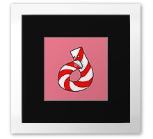 Candy Cannibal Framed Print