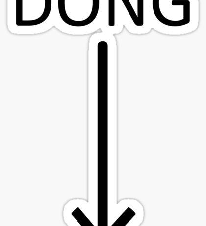 Dong Tee Sticker