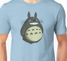 totoro coloured smile Unisex T-Shirt