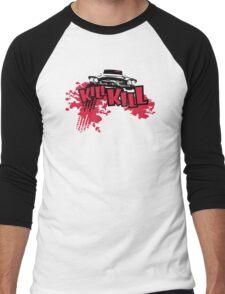 Kill Fury Kill Funny Man Tshirt Men's Baseball ¾ T-Shirt