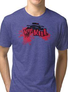 Kill Fury Kill Funny Man Tshirt Tri-blend T-Shirt