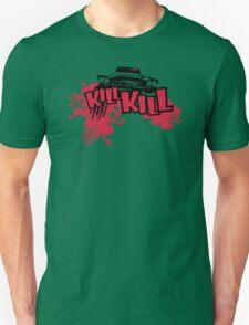Kill Fury Kill Funny Man Tshirt Unisex T-Shirt