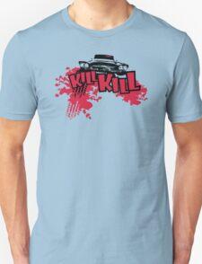 Kill Fury Kill Funny Man Tshirt T-Shirt