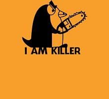 Killer Penguin Funny Man Tshirt Unisex T-Shirt