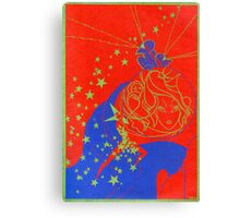 Goddess of the Spheres Canvas Print